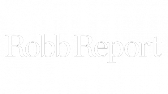 Robb Report  – August 2021